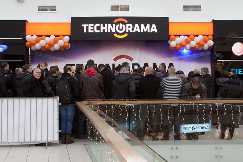 Pardavimo akcijų draudimas, Technorama