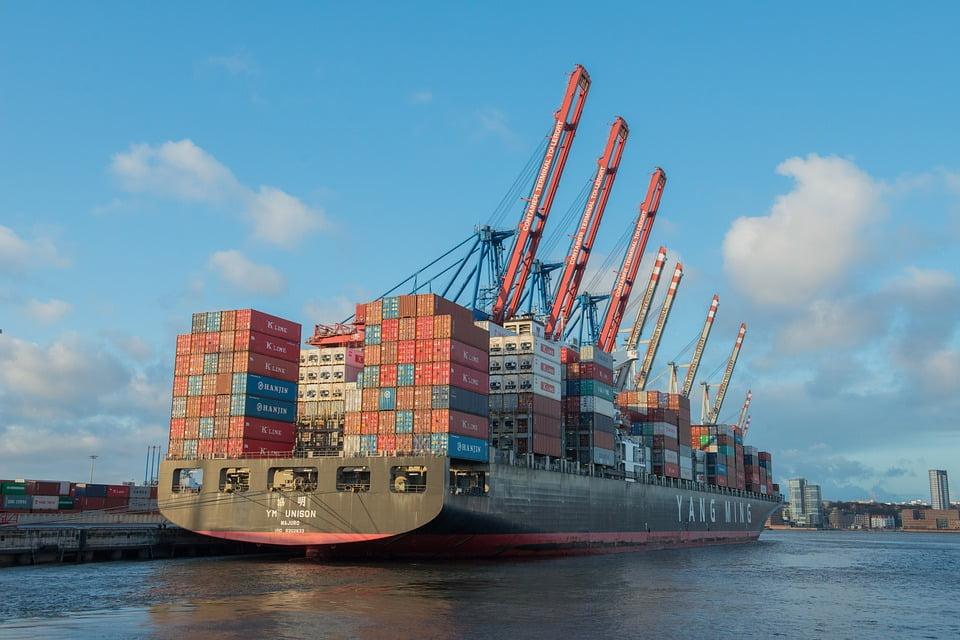 Draudimas jūrų verslo ir uosto bendrovėms, konteineriai