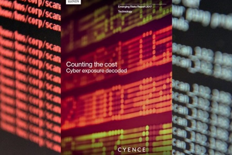 Counting the cost. A Lloyd's emerging risk report